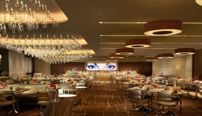 Andrea's Main Dining | Suites at Encore at Wynn Las Vegas
