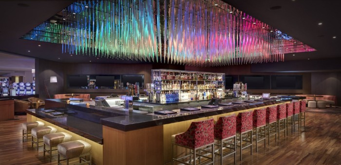 Aurora Bar | Suites at Luxor Hotel & Casino