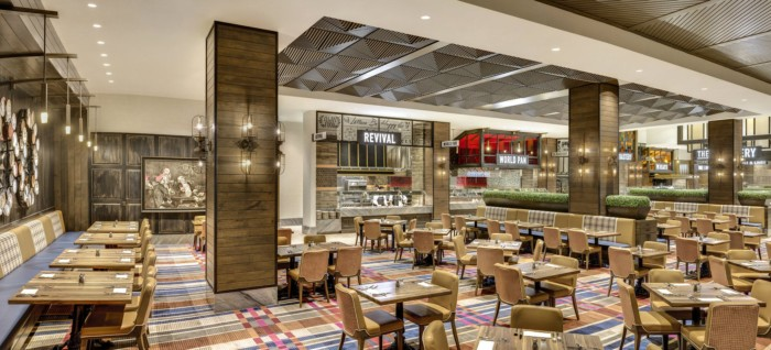 AYCE Buffet | Suites at The Palms Casino Resort