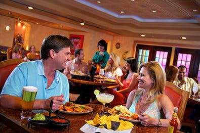 "Baja Miguel""s Mexican Restaurant at South Point 
