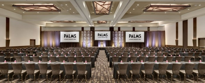Ballroom Classroom | Suites at The Palms Casino Resort
