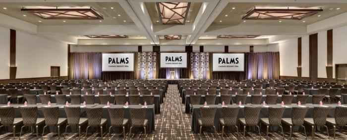 Ballroom Classroom | Suites at The Palms Casino Resort