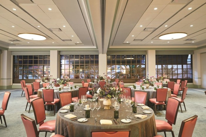 Banquet Hall | Suites at Monte Carlo Resort and Casino