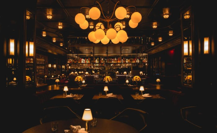 Bavette's Steakhouse & Bar Interior | Suites at Park MGM Las Vegas