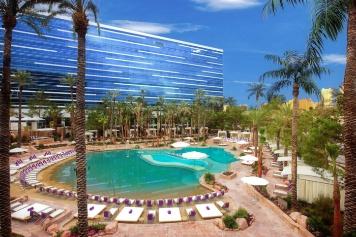 Beach Club   Suites at Hard Rock Hotel and Casino