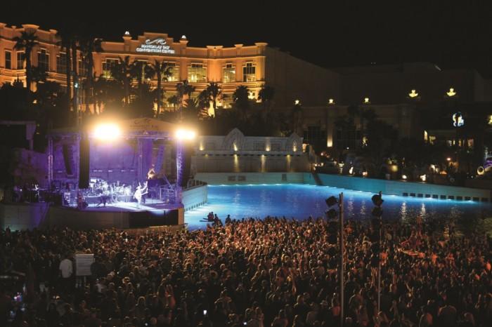 Beach Concert | Suites at Mandalay Bay Resort and Casino