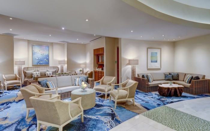 Bellagio Spa Coed Lounge | Suites at Bellagio