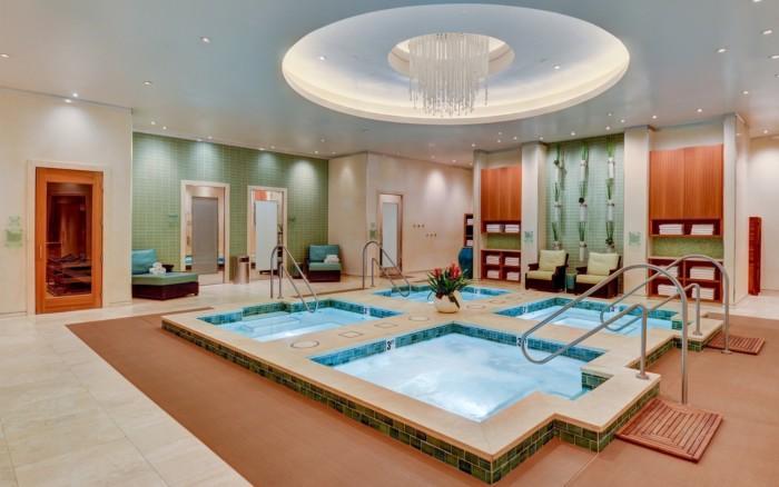 Bellagio Spa Jacuzzi | Suites at Bellagio