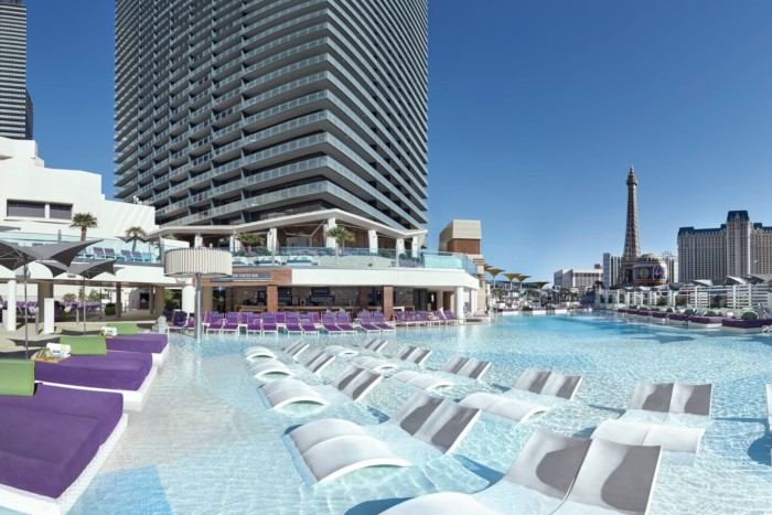 Boulevard Pool | Suites at The Cosmopolitan of Las Vegas
