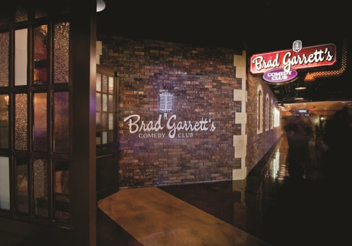 Brad Garrets Comedy Club | Suites at MGM Grand Hotel & Casino