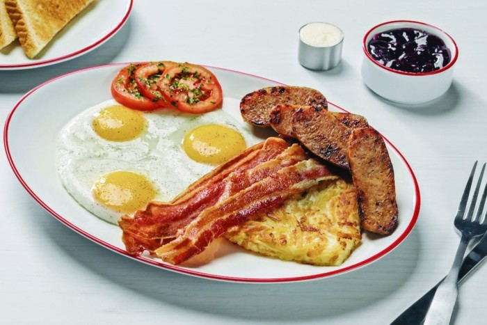 Breakfast Meal | Suites at Stratosphere Hotel, Casino & Tower, BW Premier Collection