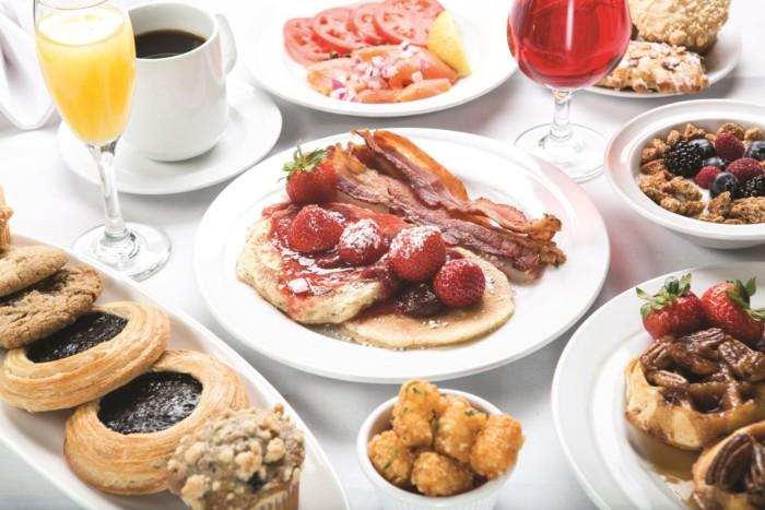 Breakfast | Suites at Mandalay Bay Resort and Casino