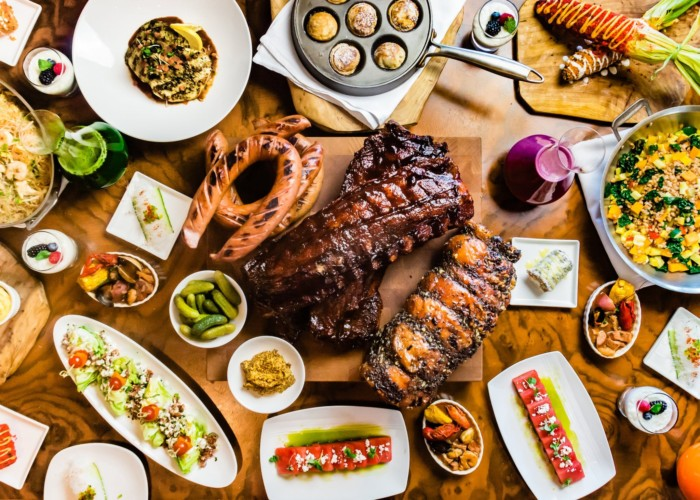 Buffet Food | Suites at The Palms Casino Resort