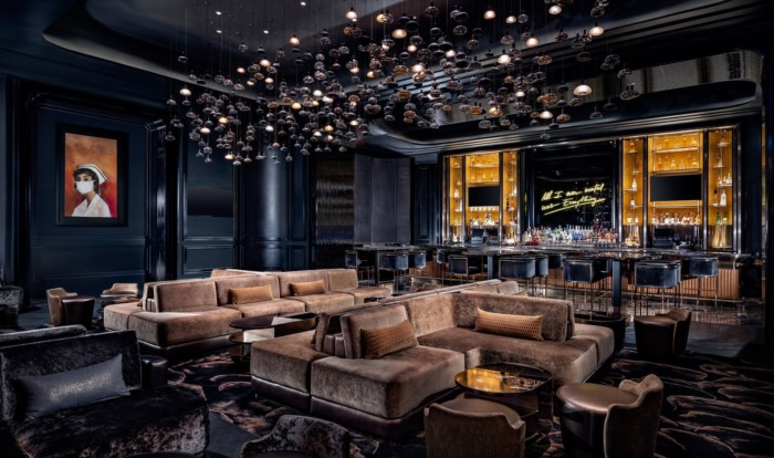 Camden Lounge | Suites at The Palms Casino Resort