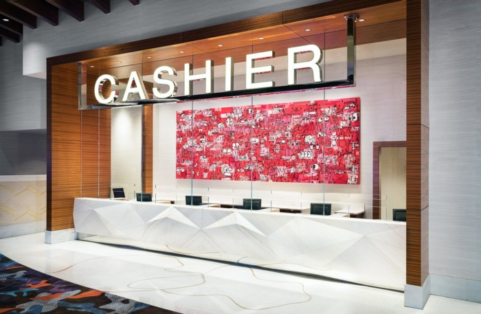 Cashier Cage | Suites at The Palms Casino Resort
