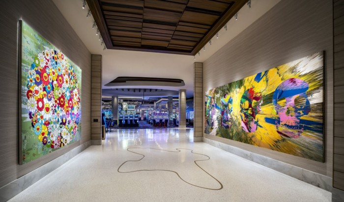Casino Artwork | Suites at The Palms Casino Resort