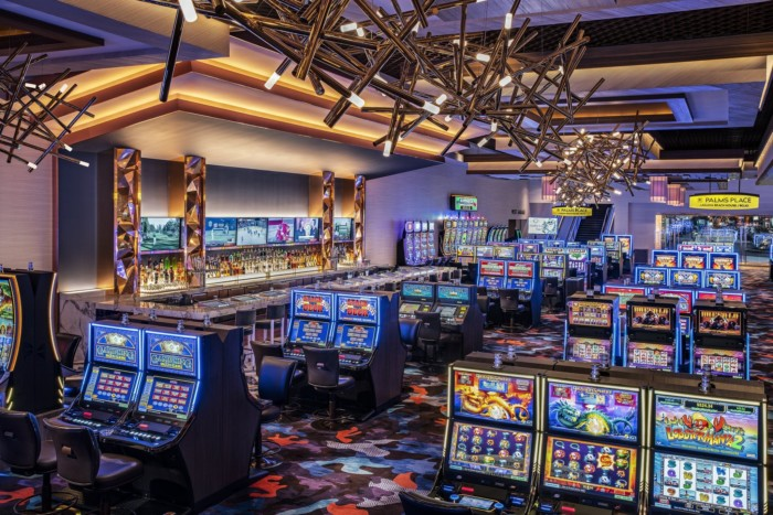 Casino | Suites at The Palms Casino Resort