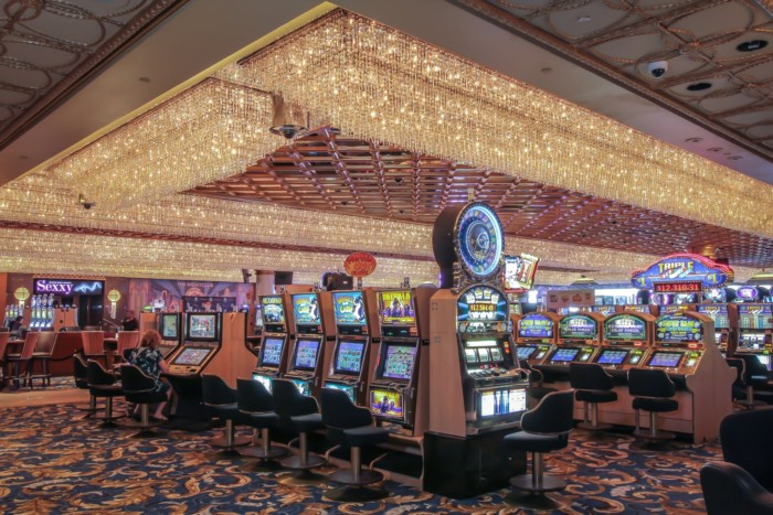 Casino | Suites at Westgate Las Vegas