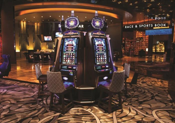 Casino-Slots | Suites at ARIA Resort & Casino Las Vegas