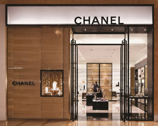 Chanel Store | Suites at Bellagio