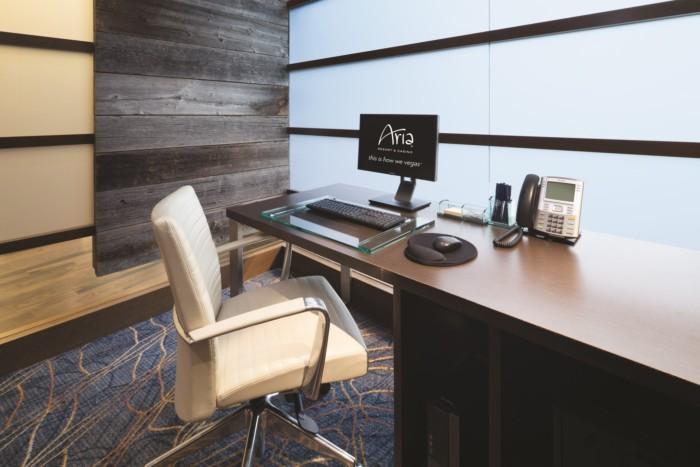 Conference Business Center | Suites at ARIA Resort & Casino Las Vegas