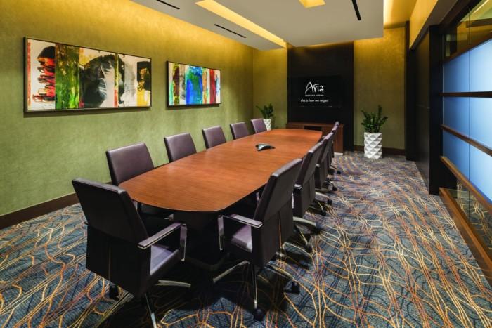 Conference Room | Suites at ARIA Resort & Casino Las Vegas
