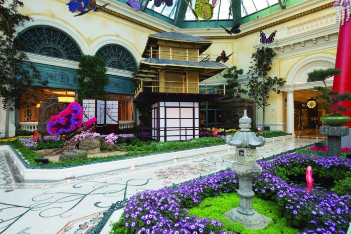 Conservatory & Botanical Garden | Suites at Bellagio