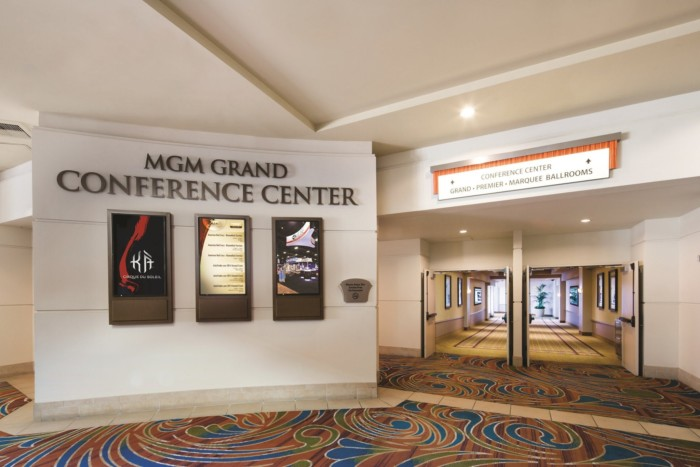 Convention | Suites at MGM Grand Hotel & Casino