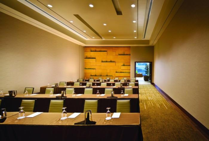 Copperleaf Meeting Room | Suites at ARIA Resort & Casino Las Vegas