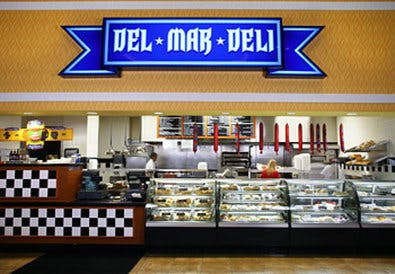 Del Mar Deli at South Point | Suites at South Point Hotel, Casino, and Spa