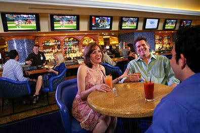 Del Mar Lounge at South Point | Suites at South Point Hotel, Casino, and Spa