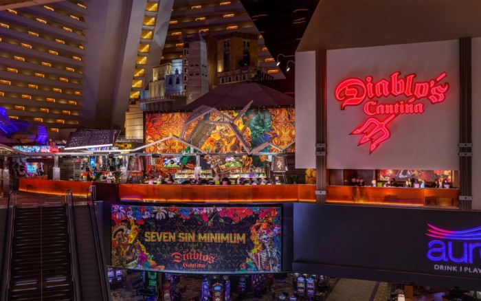 Diablo's Cantina | Suites at Luxor Hotel & Casino