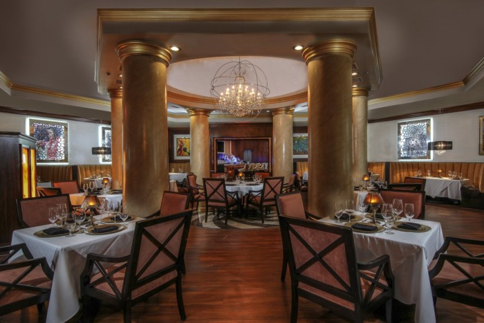 Edge Steakhouse | Suites at Westgate Las Vegas