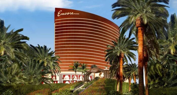 Encore Exterior | Suites at Encore at Wynn Las Vegas