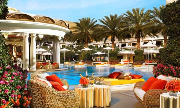 Encore Pool European Pool Day | Suites at Encore at Wynn Las Vegas