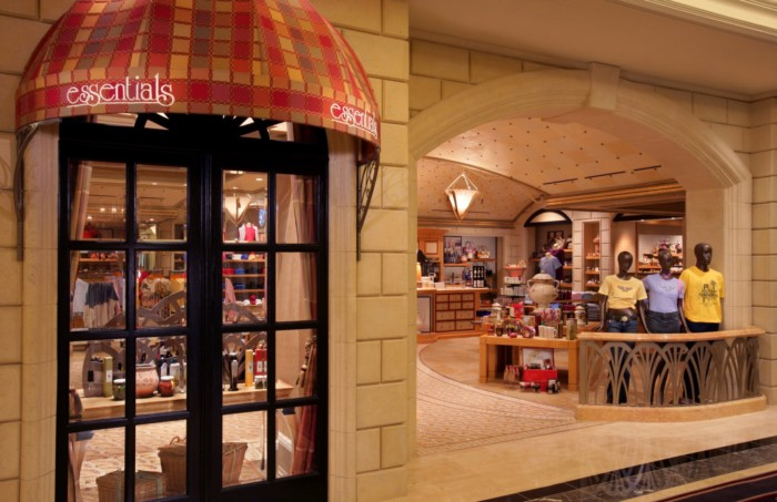Essentials | Suites at Bellagio
