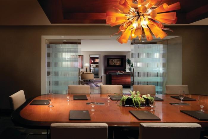 Executive Hospitality Suite (Meeting Area) | Suites at ARIA Resort & Casino Las Vegas