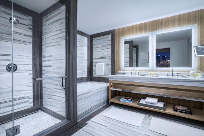Executive Suite Bathroom | Suites at The Palms Casino Resort
