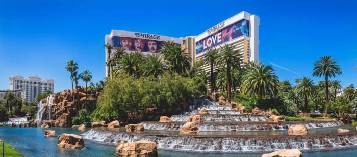 Exterior Daytime | Suites at Mirage Resort & Casino