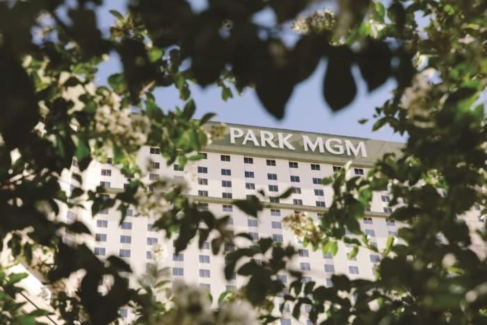 Exterior   Suites at Monte Carlo Resort and Casino