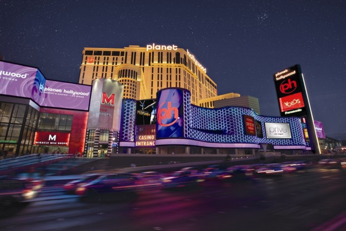 Exterior | Suites at Planet Hollywood Resort & Casino