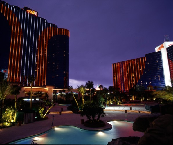 Exterior | Suites no Rio All-Suite Hotel & Casino