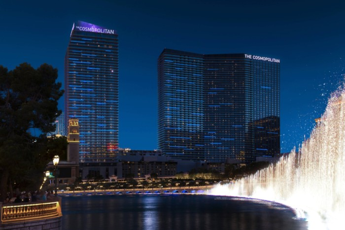 Exterior | Suites at The Cosmopolitan of Las Vegas