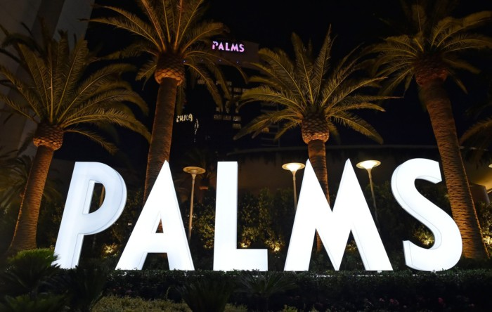 Exterior   Suites at The Palms Casino Resort