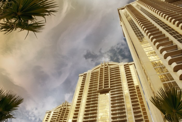 Exterior | Suites at The Signature at MGM Grand