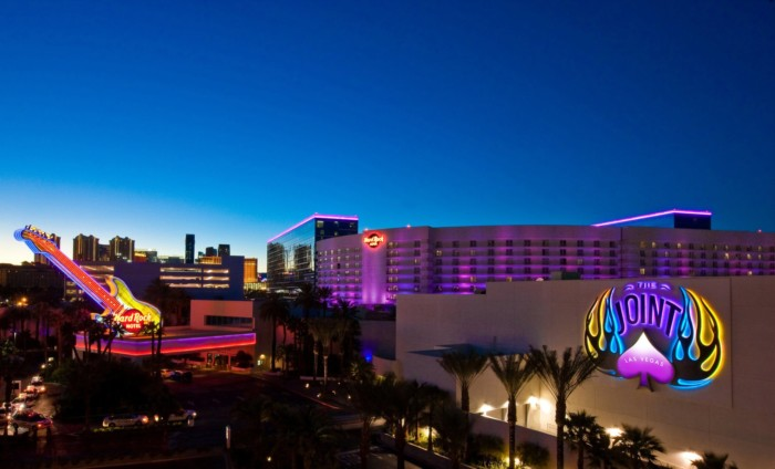 Exterior Property Hi Res   Suites at Hard Rock Hotel and Casino