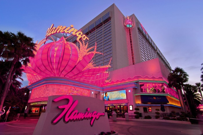 Exterior View | Suites at Flamingo Las Vegas