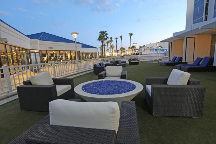 Firepit | Suites at Westgate Las Vegas
