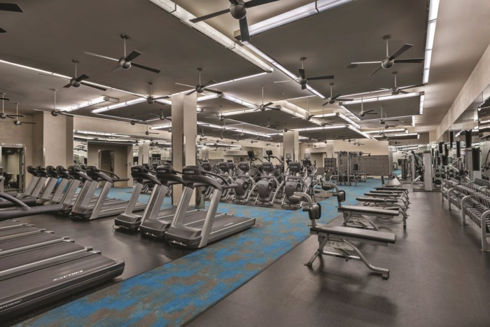 Fitness-Center | Suites at Bellagio