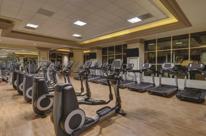 Fitness | Suites at Mandalay Bay Resort and Casino